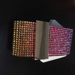 New XOXO Multi Color Magnetic Bracelet